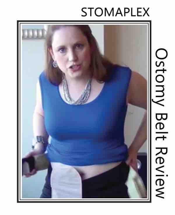 women get dressed with ostomy.