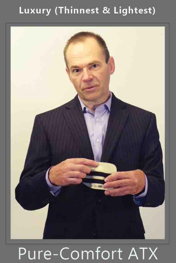 man with ileostomy needs ostomy belt for ostomy protection by stomaplex