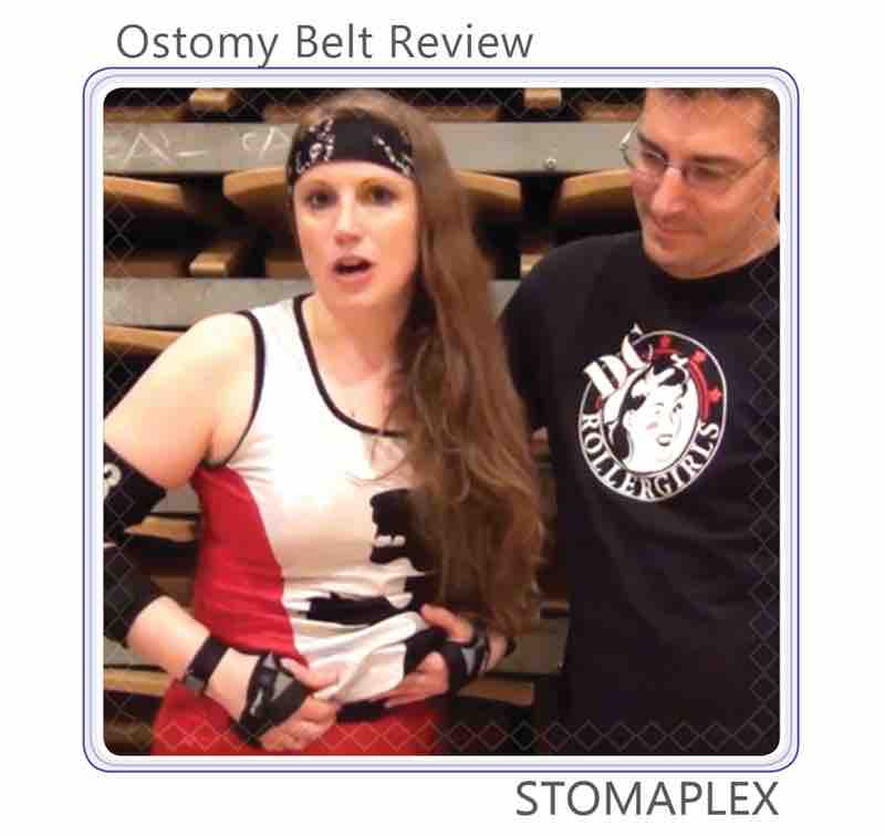 Ostomy belt review and stoma guard review on youtube