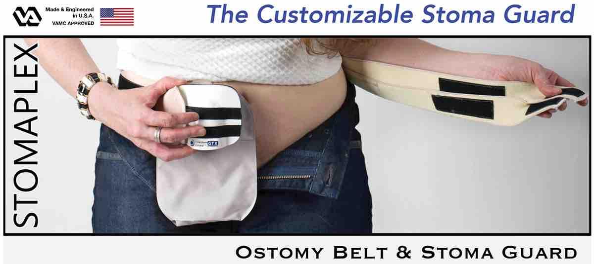 ostomy belts for women