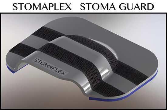 Stomaplex Stoma Guard Belt