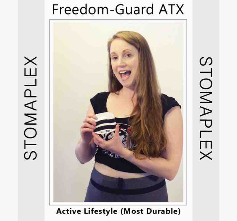 this is the best stoma guard for women