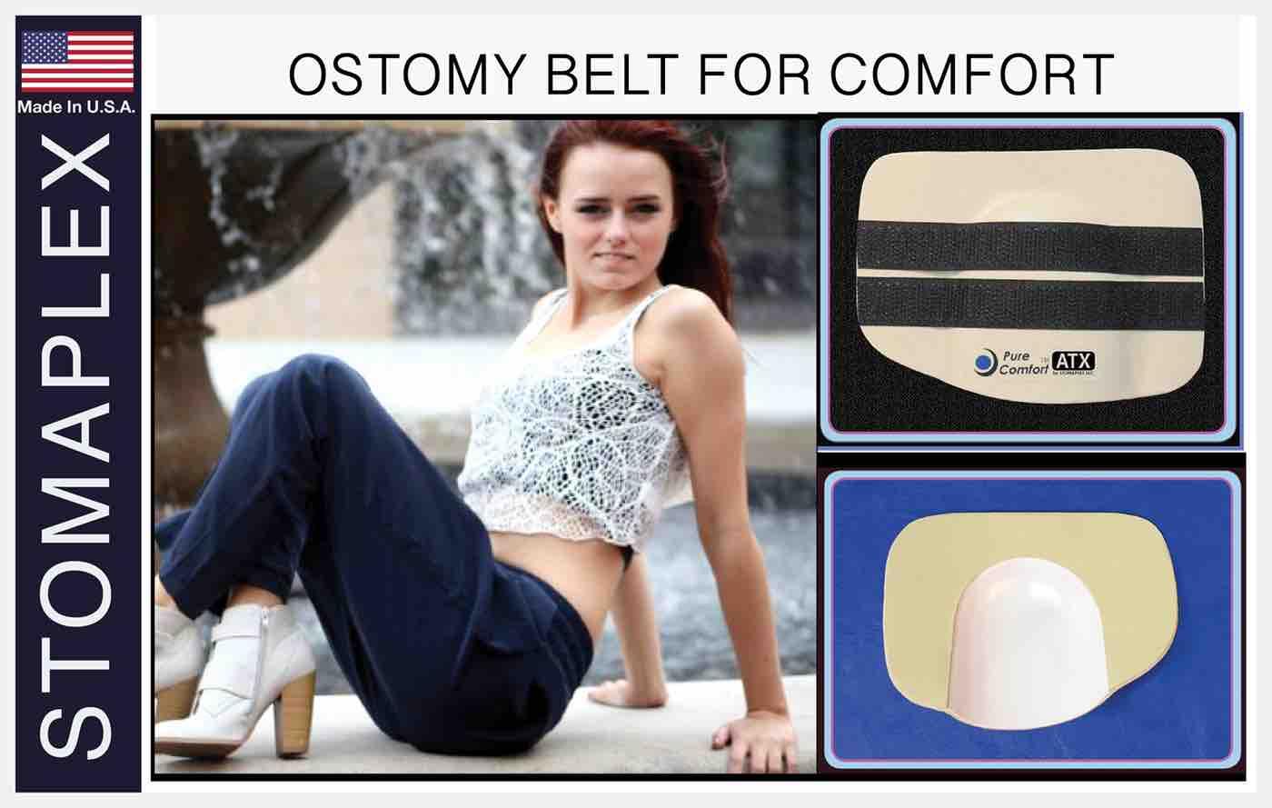 ostomy belt for comfort, comfort ostomy belt,  comfort belt ostomy