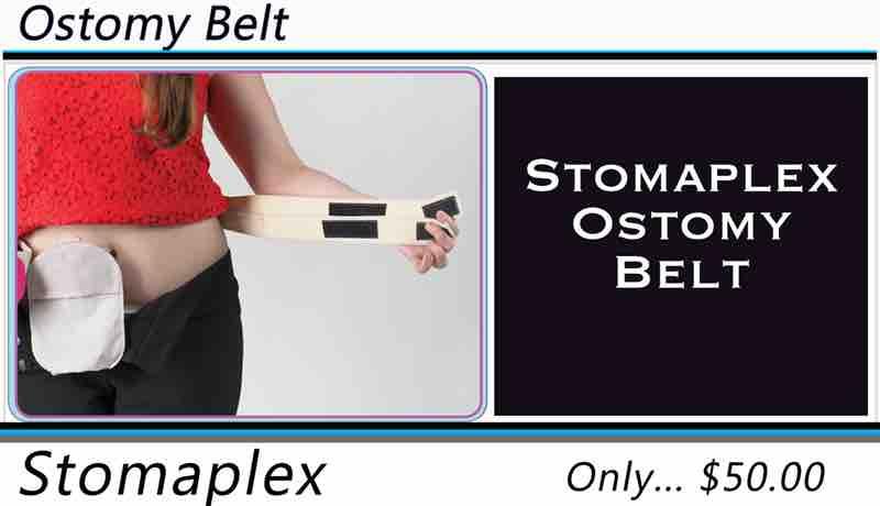 Ostomy Belt