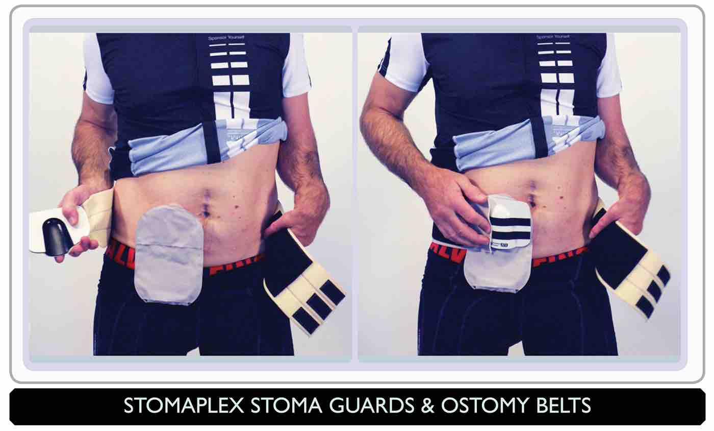 Ostomy belt, Parastomal Hernia Support Belt