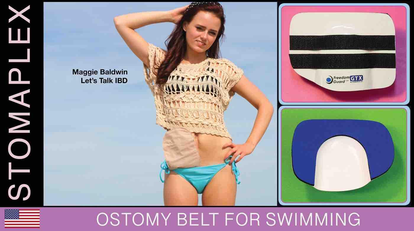 Ostomy Nurse Recommendations, swim belt, ostomy swim belt, ostomy swim wrap, best ostomy belt for swimming, wocn nurse, ostomy nurse recommended