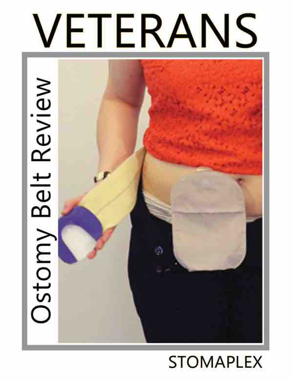 veterans ostomy care, stomaplex stoma guard, stomaplex ostomy belt