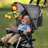 ... Linkable stroller mobile for on-the-go ...