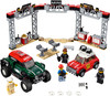 1967 Mini Cooper S Rally and 2018 MINI John Cooper Works Buggy