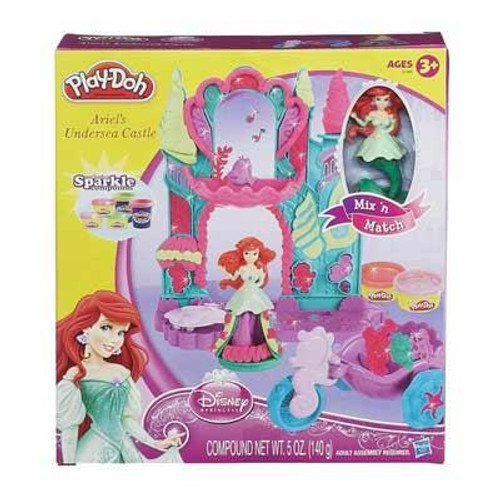 DISNEY PRINCESS ARIEL'S UNDERSEA CASTLE PLAYSET