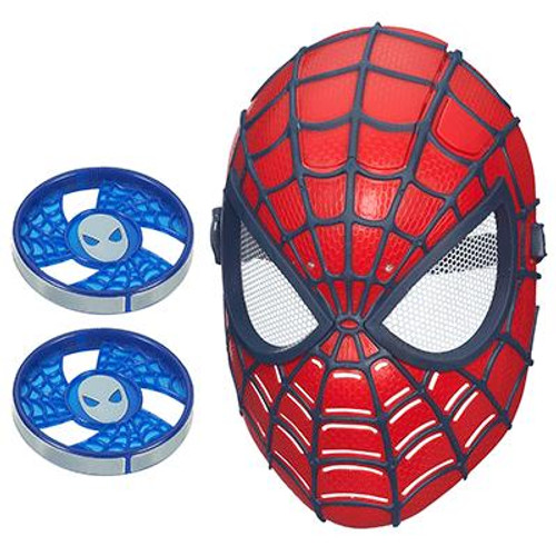 THE AMAZING SPIDER-MAN 2 SPIDER VISION MASK