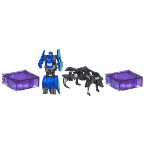 FALL OF CYBERTRON DECEPTICON RUMBLE & RAVAGE 2-Pack