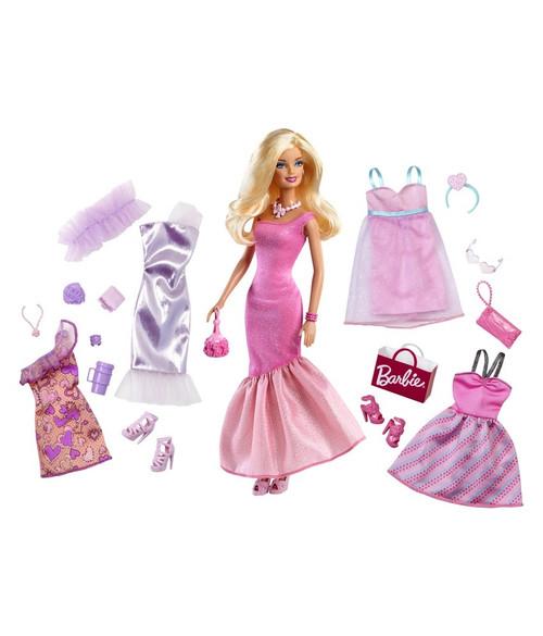 Barbie Fabulous Fashion Doll