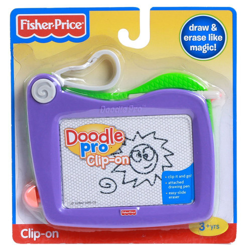 Doodle Pro Clip-On Color Asst