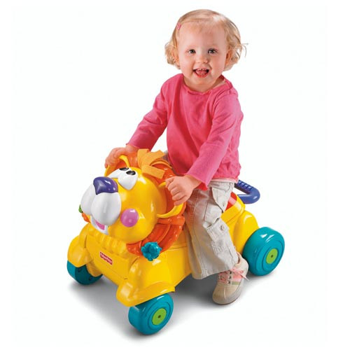 Go Baby Go!™ Stride-to-Ride™ Lion