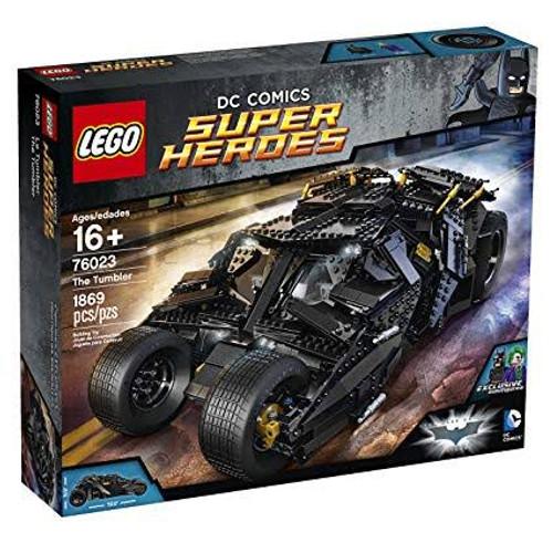 The Tumbler-LEGO