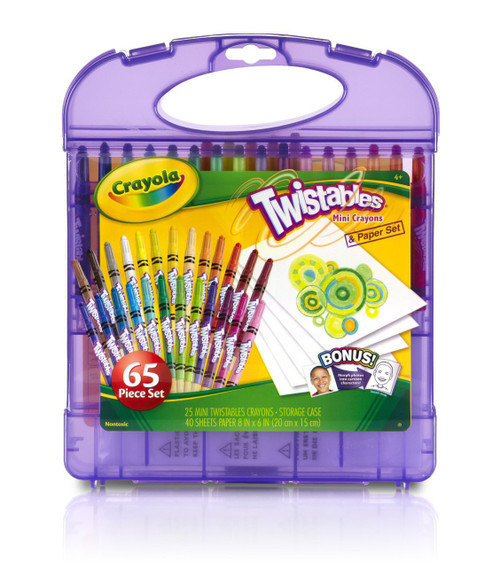 Mini Twistables Crayons Kit