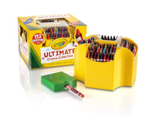 Ultimate Case, 152-Crayons
