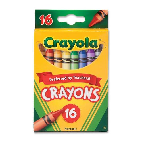 16ct Crayons