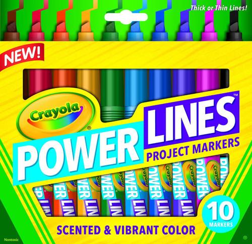 10ct. Powerlines – New