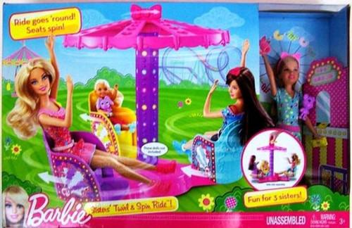 Barbie® Sisters Twirly Ride