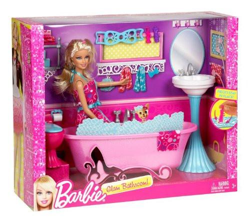Barbie® Glam Bathroom™