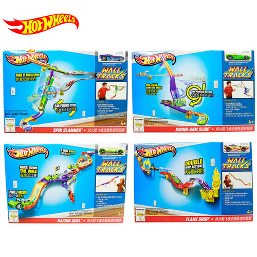 Hot Wheels Wall Track Assortment