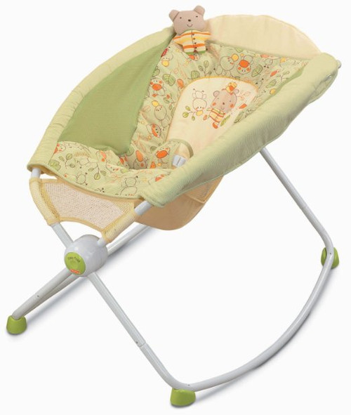 Fisher Price Newborn Rock 'N Play Sleeper, Neutral