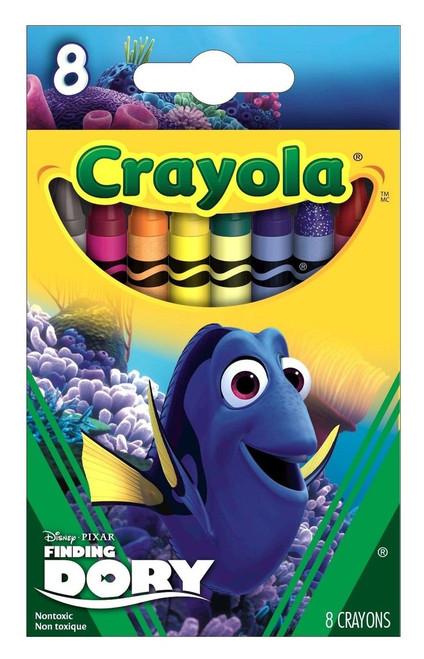 Crayola 8 ct. Finding Dory Crayons, Dory