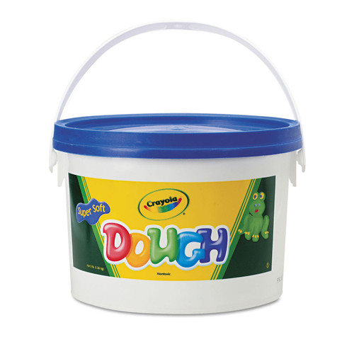 Crayola Modeling Dough Bucket 3 lbs. Blue