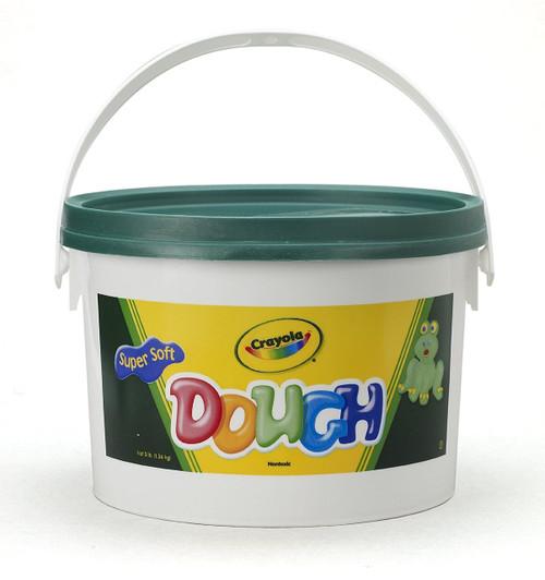 Crayola Dough 3lb Bucket Green