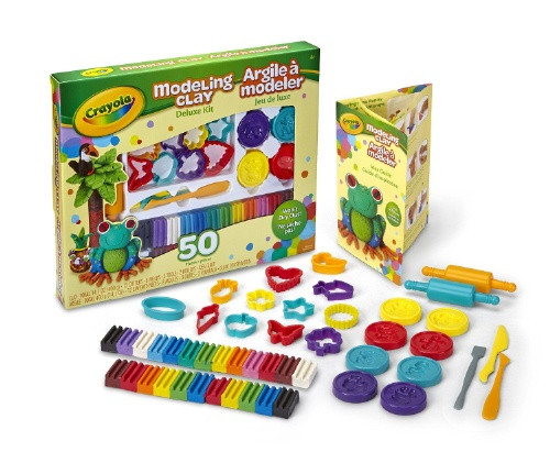 Crayola Deluxe Modelling Clay Kit