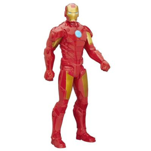 Marvel Titan Hero Series 20-inch Iron Man