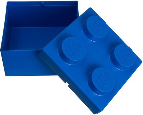2x2 LEGO Box Blue