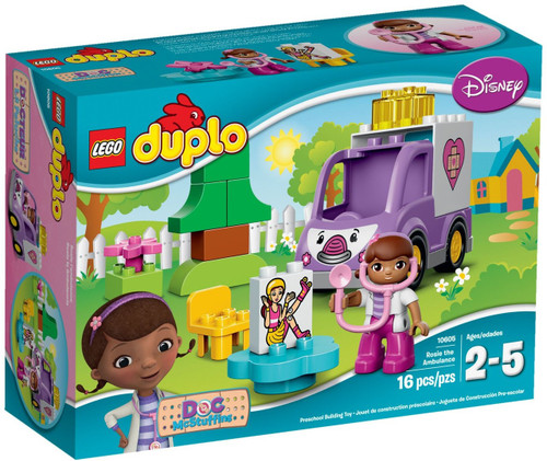 McStuffins Rosie the Ambulance