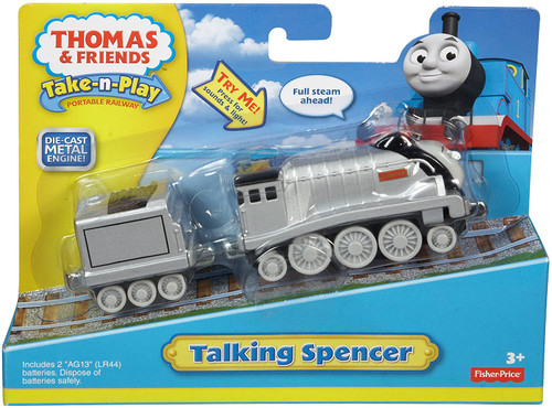 Take-n-Play THOMAS & FRIENDS: TALKING SPENCER