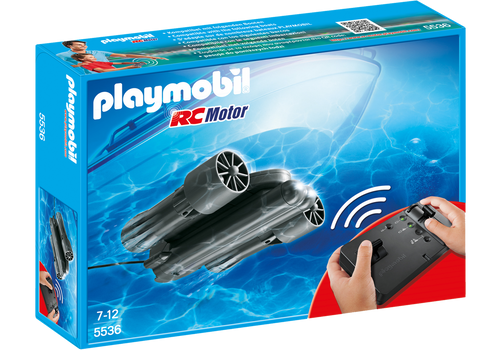 RC Underwater Motor