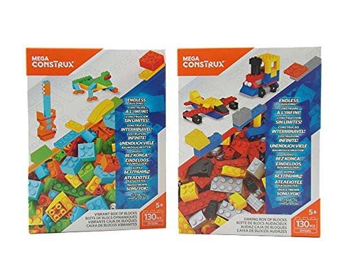 Mega Bloks - Medium Box Of Blocks  - Assortment
