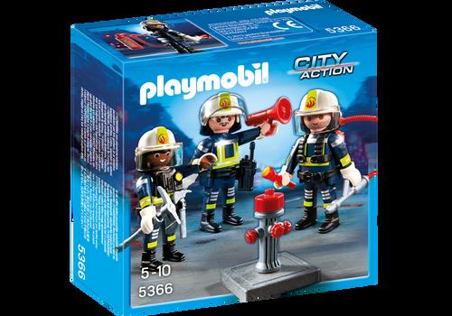 Fire Rescue Crew