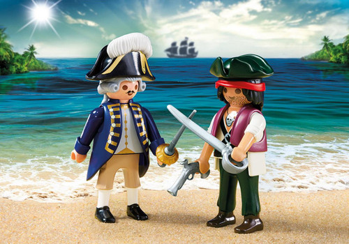 Pirate and Soldier Duo Pack