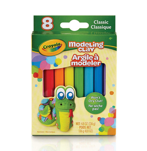 Modelling Clay- Classic , 8 ct