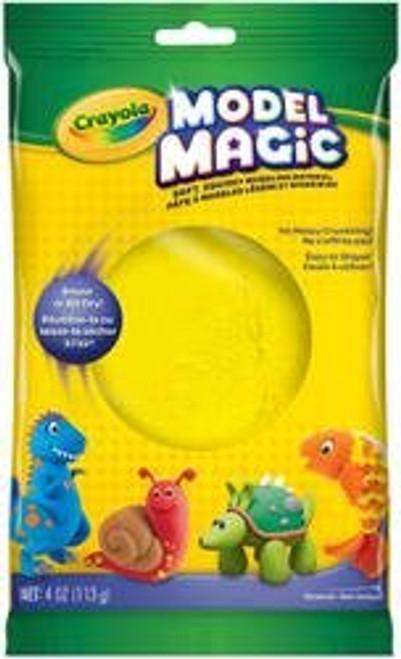Model Magic 4 Ounces Yellow
