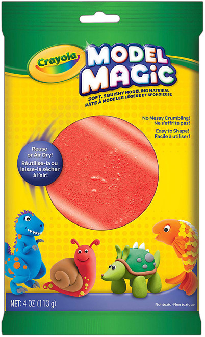 Model Magic 4-Ounce, Red