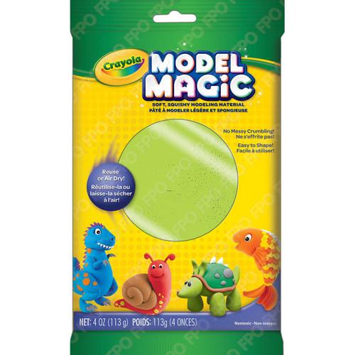 Model Magic Neon Green 4oz