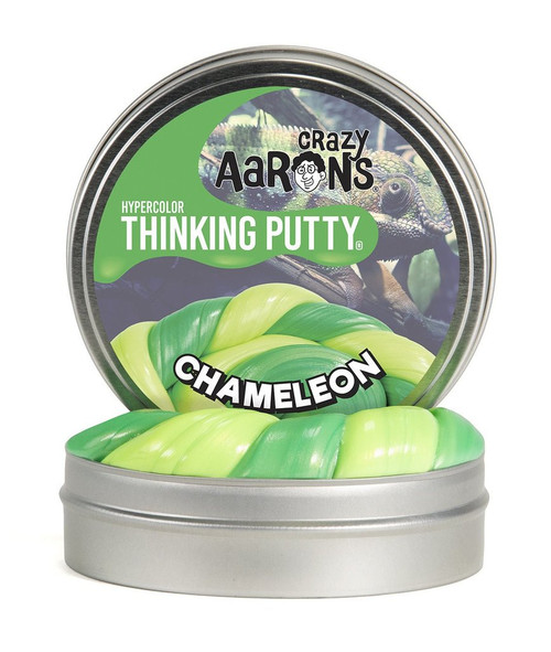 "4"" Chameleon - Crazy Aaron's Th"