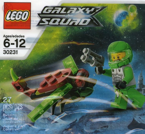 Galaxy Squad Space Insectoid