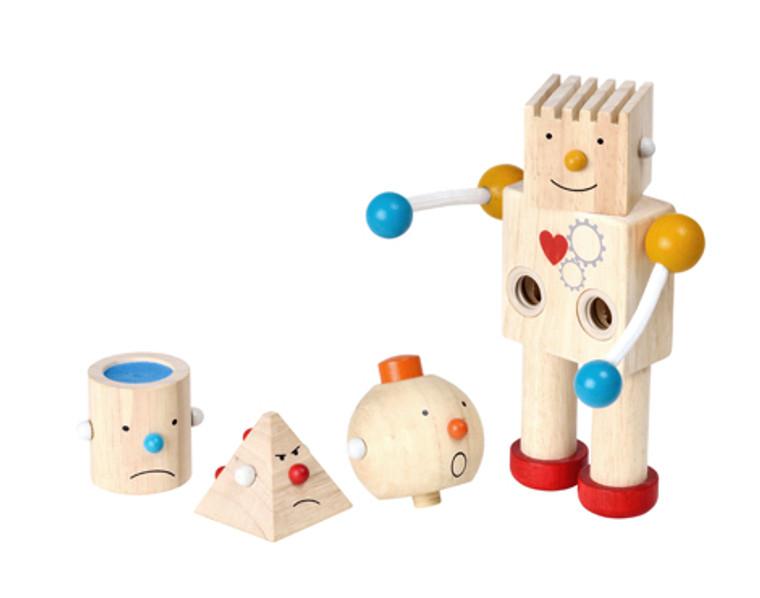 Plan Toys Build a Robot 5183