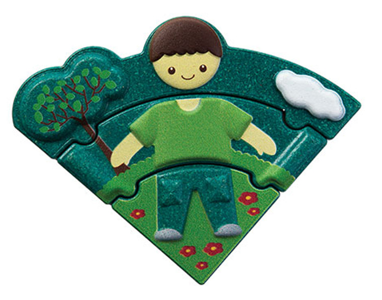 Plan Toys Weather Dress-Up 5666