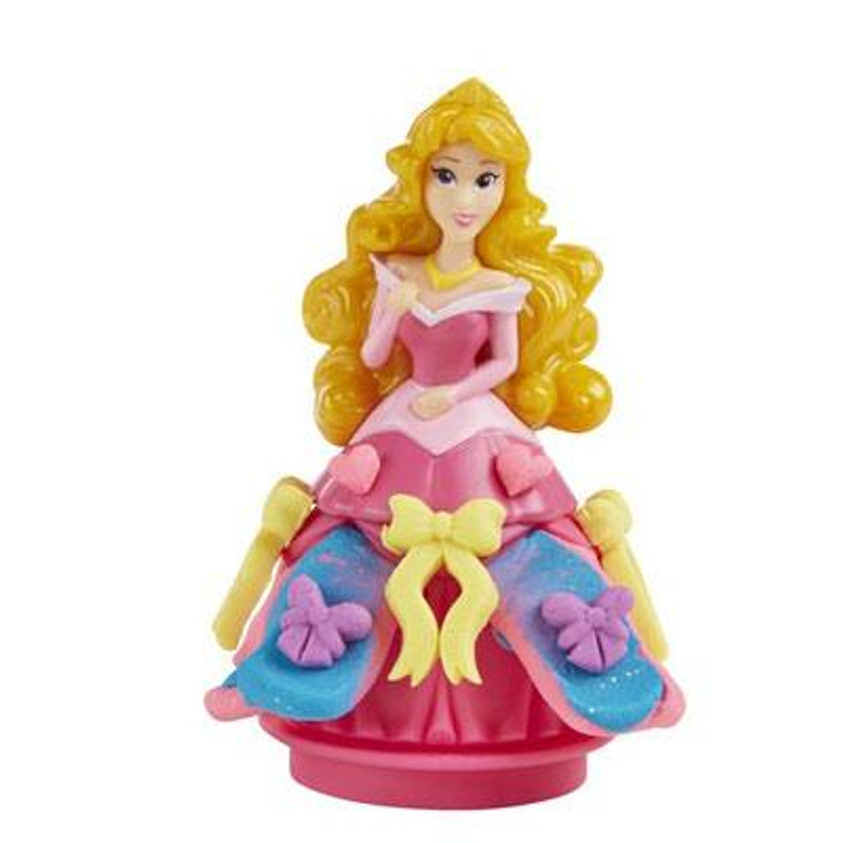 Play-Doh MIX 'N MATCH MAGICAL DESIGNS PALACE SET FEATURING DISNEY PRINCESS AURORA A68810000