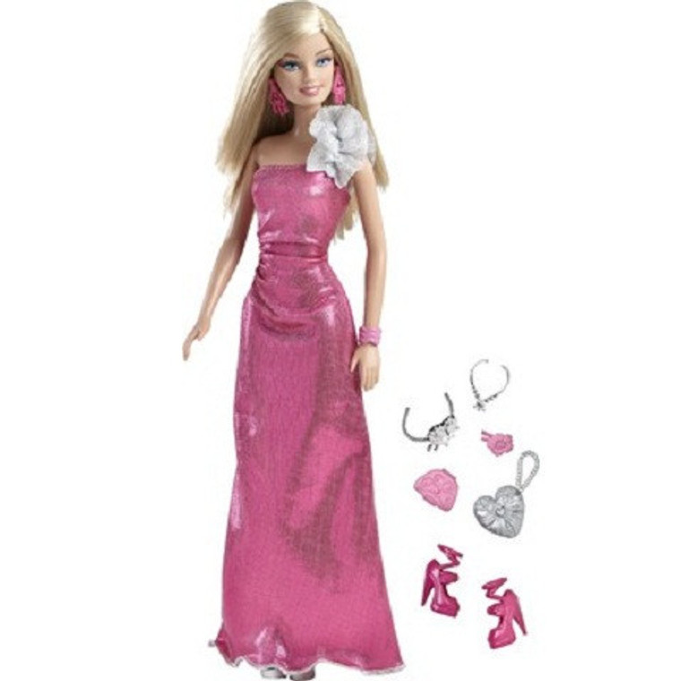 Barbie Evening Gown Doll